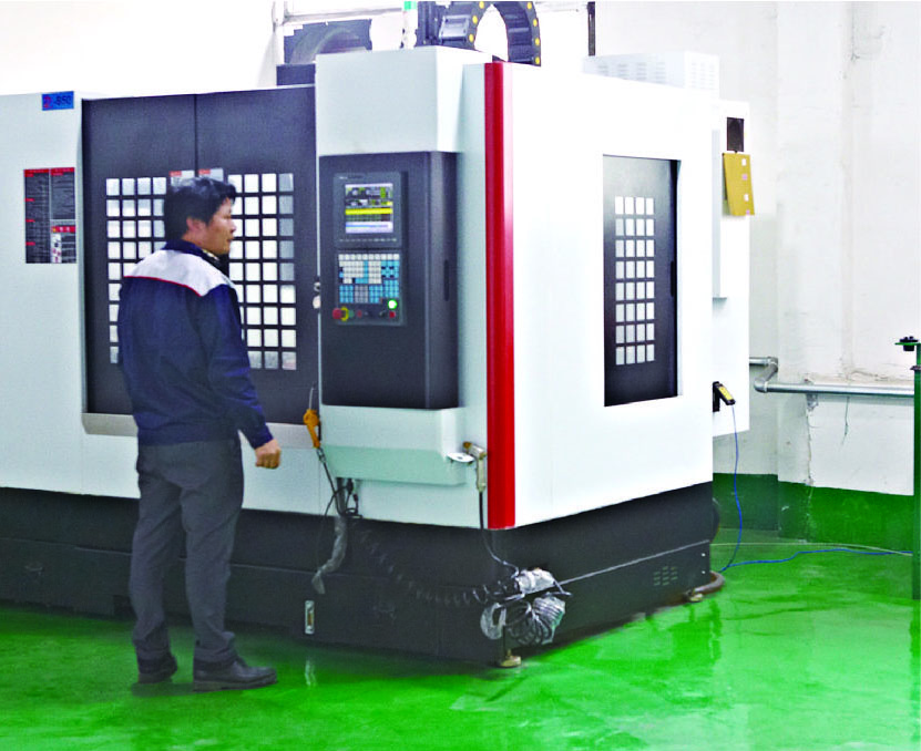 模具部-数控CNC