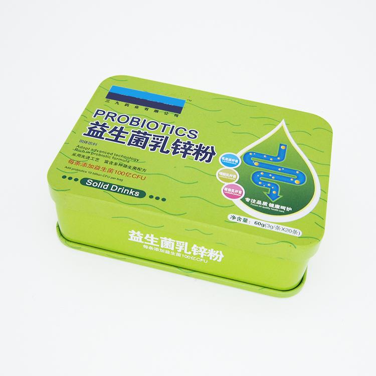 益生菌乳铁粉铁盒
