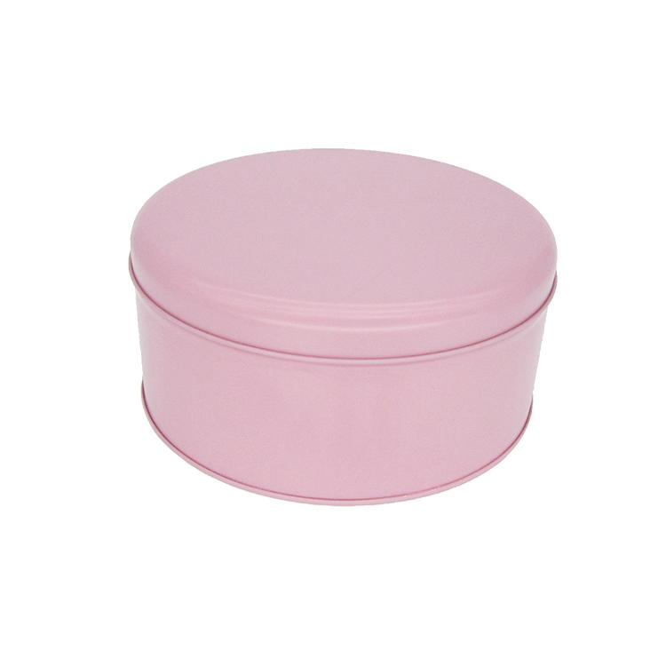 圆形马口铁罐