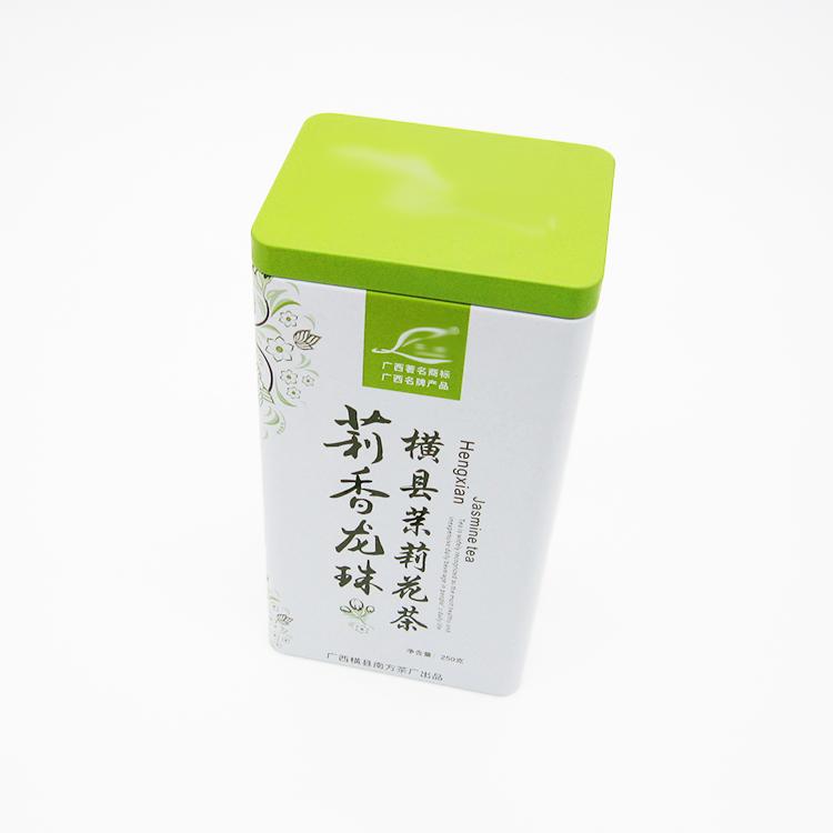 茉莉花茶铁盒