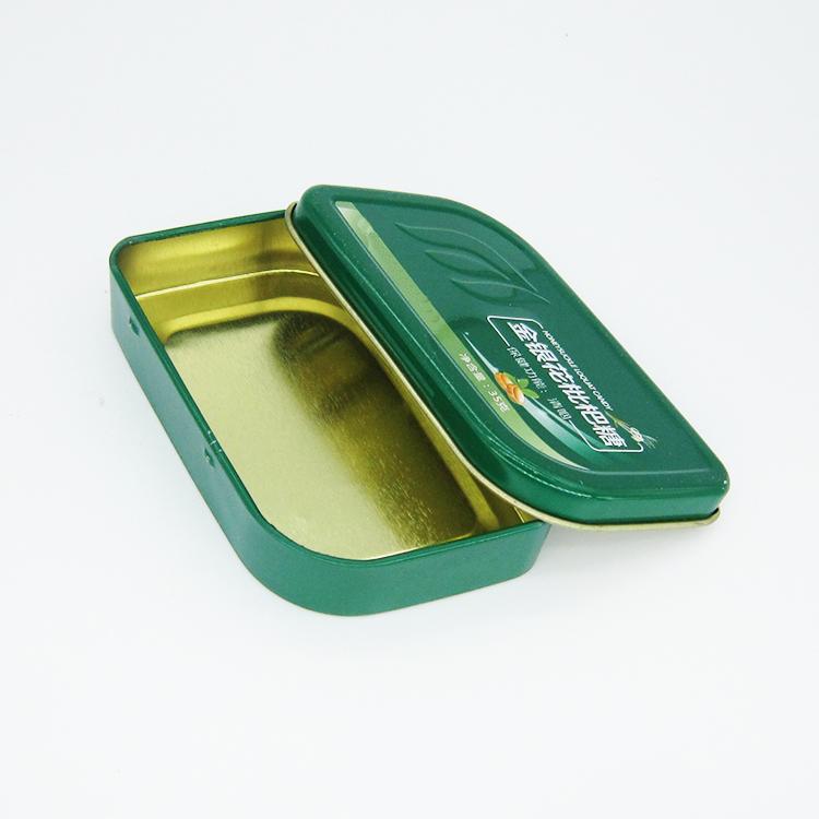 异形枇杷糖铁盒