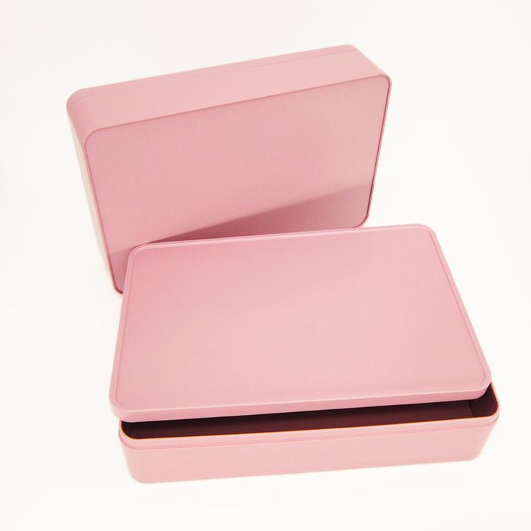 长方形糖果铁盒