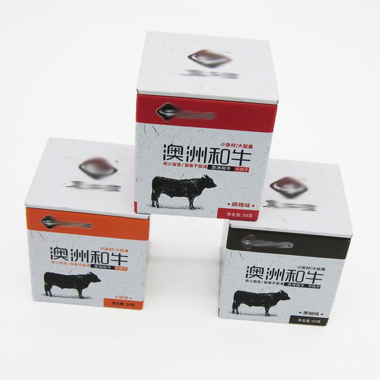 牛肉干铁盒